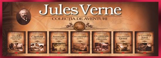 Jules Verne - Colectia de aventuri