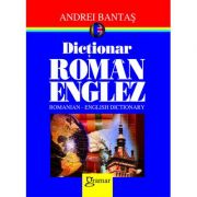 Dictionar roman-englez