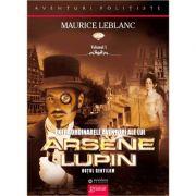 Extraordinarele aventuri ale lui Arsène Lupin