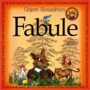 Fabule - Alexandrescu
