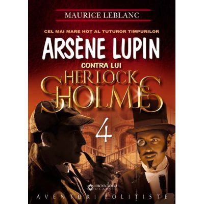 Arsène Lupin contra lui Herlock Sholmès