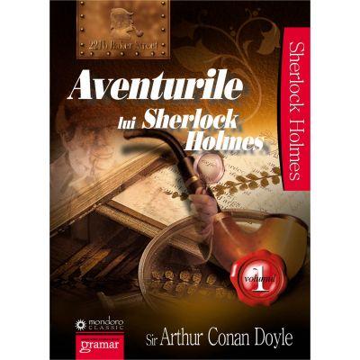 Aventurile lui Sherlock Holmes vol. 1