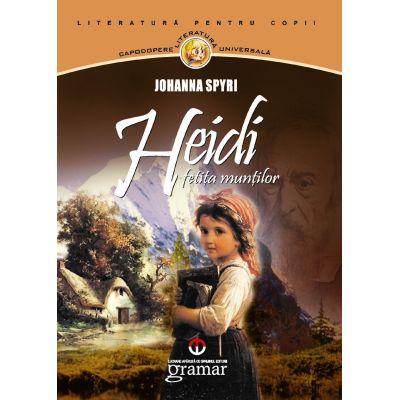 Heidi, fetiţa munţilor