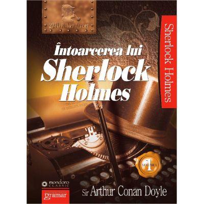 Intoarcerea lui Sherlock Holmes vol. 1