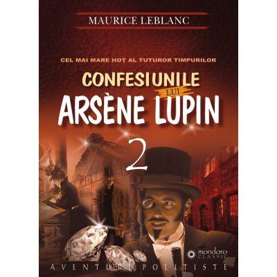 Confesiunile lui Arsène Lupin
